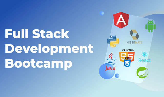 Full Stack Development Bootcamp In Collaboration With GoDaddy